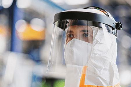 Safety Hazmat PPE