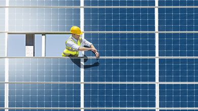 DuPont Solar Panels