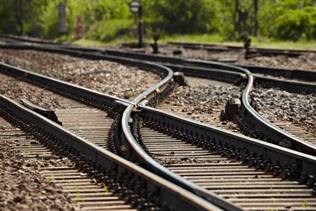 Transportation Railway Switch