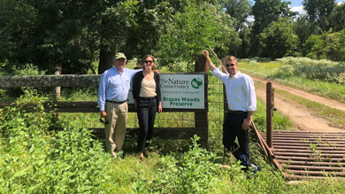 The Nature Conservancy Teams Up with Dow