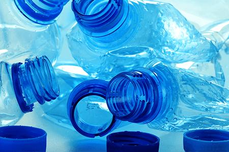 Products Blue Plastic Bottles