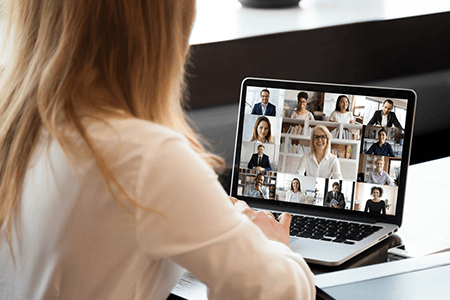 Events Virtual Meeting