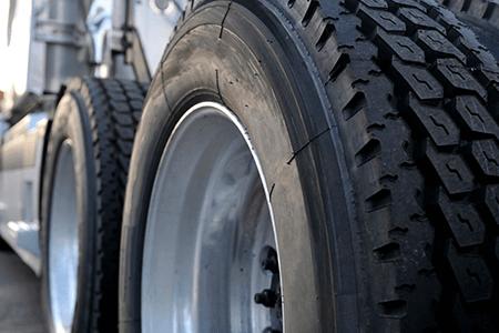 Transportation Semi Truck Tire
