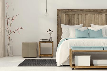 Bedroom featuring bedding.
