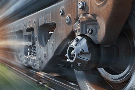 Transportation Fast Moving Rail Car