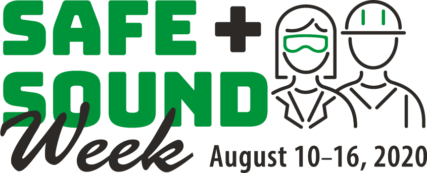 Safe and Sound Week 2020 Promo Image