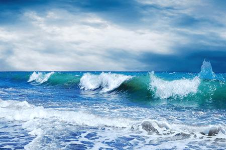Environment Ocean Wave Crashing