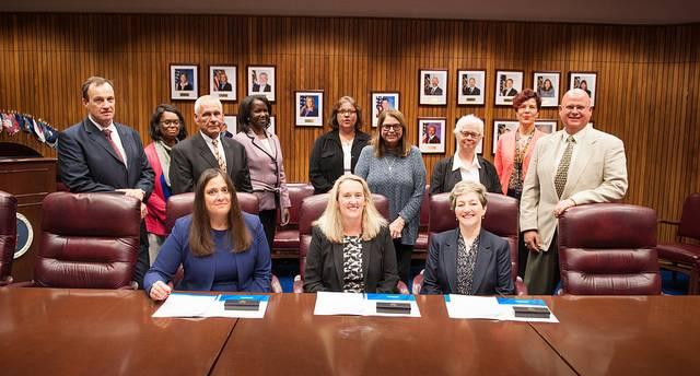 ACC-OSHA Alliance Signing Ceremony