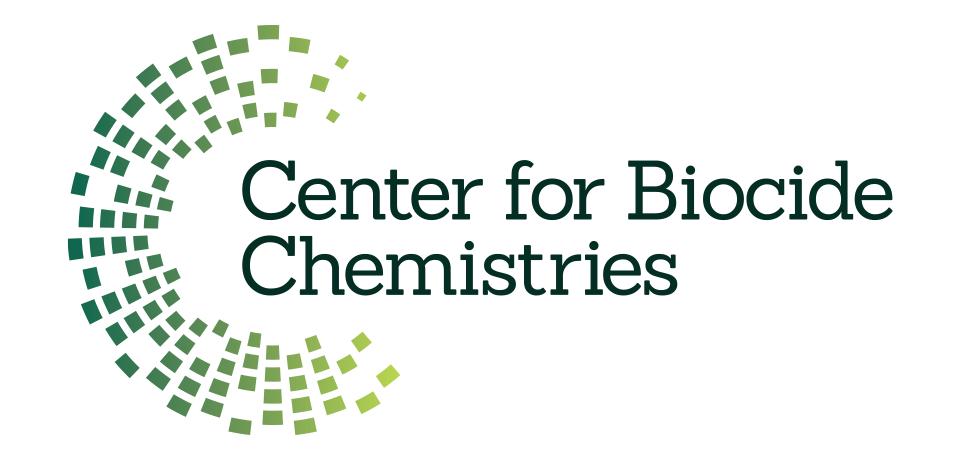 Center for Biocide Chemistries logo