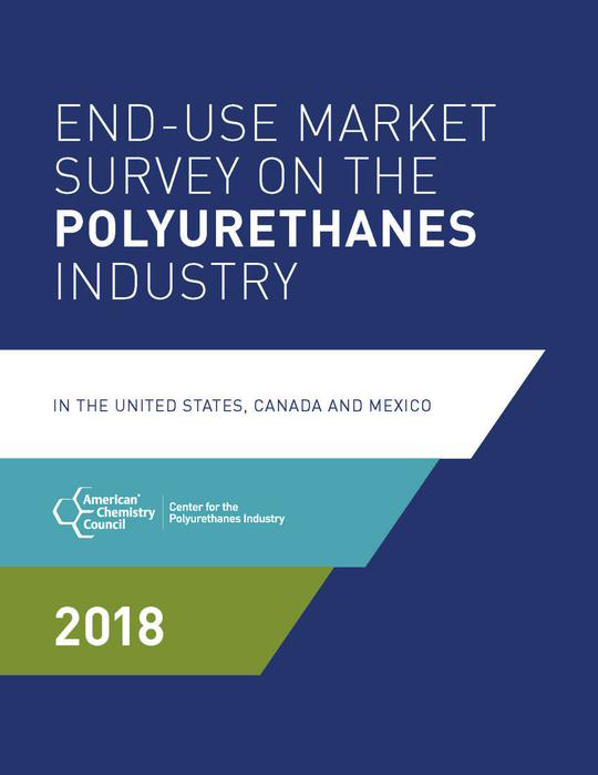 End-Use Market Survey on the Polyurethanes Industry in the United States, Canada, and Mexico