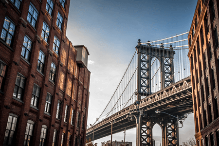 Transportation Urban Bridge