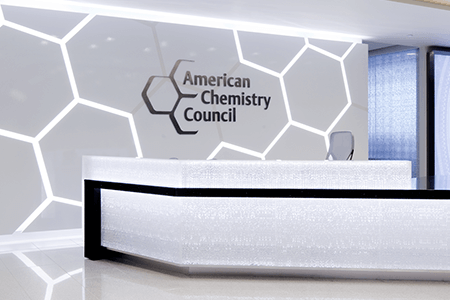 ACC Offices Reception Desk