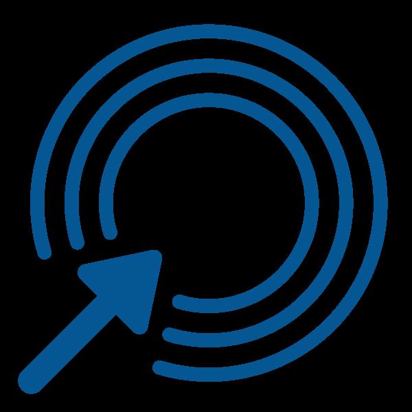 Take Action Bullseye Icon