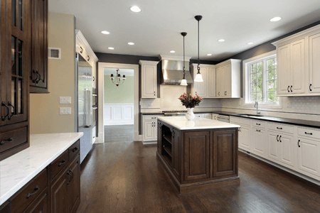 Kitchen Remodel with Durable Products