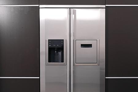 Refrigerator Close Up