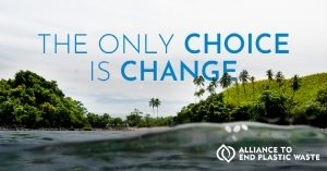 The Only Choice is Change